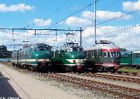 Line-up: mat'64 419 - mat'54 766 - mat'46 273  |  Watergraafsmeer  |  28 augustus 2004
